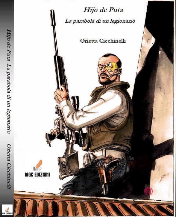 La copertina Opera di Massimo Rotundo